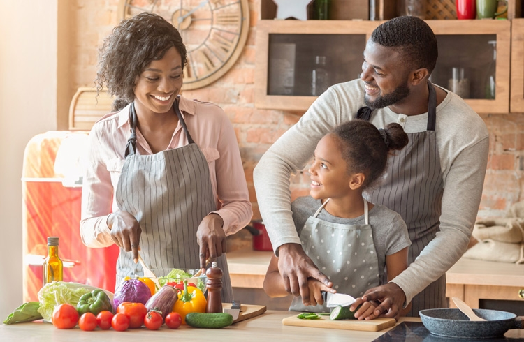 How to ensure healthy eating for children