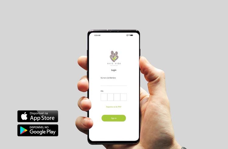 Descubra a nova App